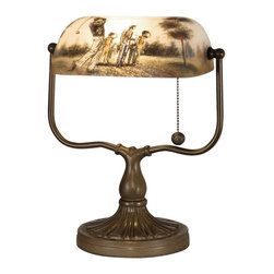 Dale Tiffany - New Dale Tiffany Accent Lamp Bronze Zinc - Product Details