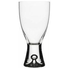 Contemporary Wine Glasses by Fitzsu