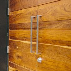 Modern Front Doors by Skylar Morgan Furniture + Design