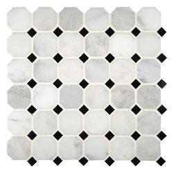 Natural Stone Products - White Carrara