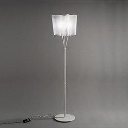 Artemide - Artemide | Logico Floor Lamp - Design by Michele De Lucchi and Gerhard Reichert.