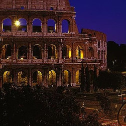 Magic Murals - Colosseum in Rome Wallpaper Wall Mural - Self-Adhesive - Multiple Sizes - Magic - Colosseum in Rome Wall Mural