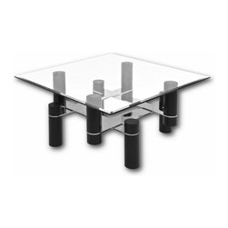 Quantum Intrigue Coffee Table - Designed by Robert Weidler, AIA - Architect