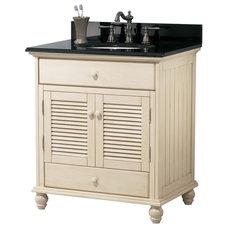 Traditional Bathroom Vanities And Sink Consoles by PlumbingDepot.com