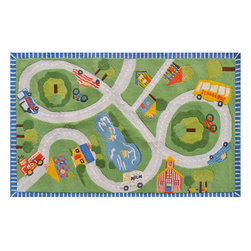 The Rug Market - Road Trip area rug -