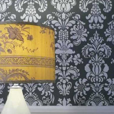 traditional wallpaper by Royal Design Studio Stencils