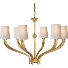 Contemporary Chandeliers by Bloom by Anuschka