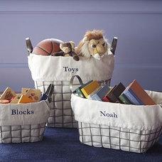 Baskets by Pottery Barn Kids