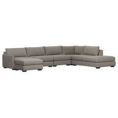 contemporary sectional sofas by Crate&amp;Barrel