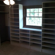 Traditional Closet by Custom Storage Solutions