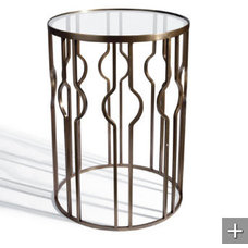Contemporary Side Tables And Accent Tables Mia table