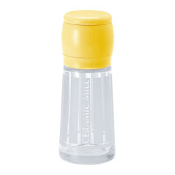 Kyocera - Kyocera Ceramic Coarse Mill, Yellow Top -