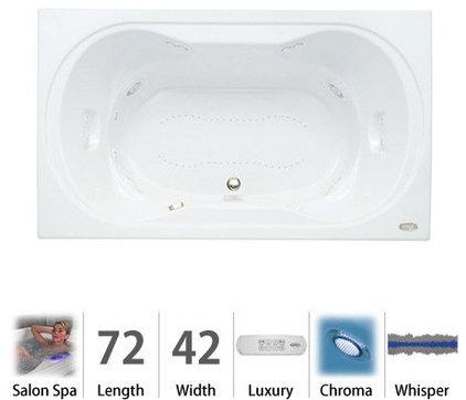 Contemporary Bathtubs by Build.com