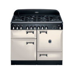 44-Inch Legacy Dual-Fuel Range - Can you imagine scrambling your farm-fresh eggs on this gorgeous and dramatic range?  This is the real deal in terms of both performance and aesthetics.