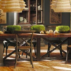 Traditional Dining Tables by Arhaus