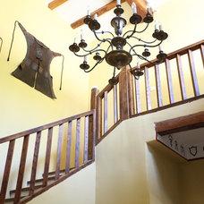 Mediterranean Staircase Cortijo El Aguilon