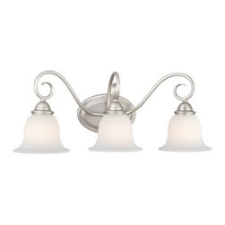 Vaxcel Lighting - Vaxcel Lighting PA-VLD003 Picasso 3 Light Vanity Light - Features: