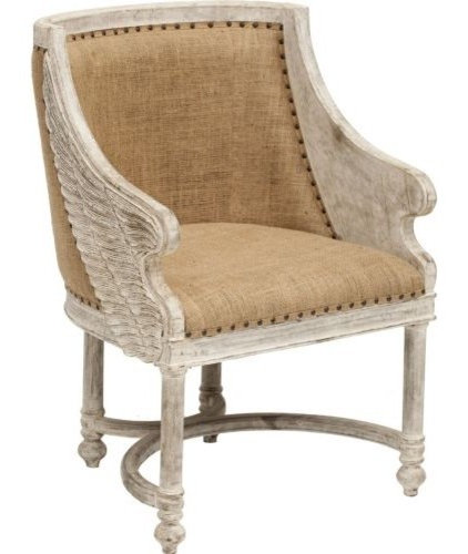Eclectic Armchairs by High Fashion Home
