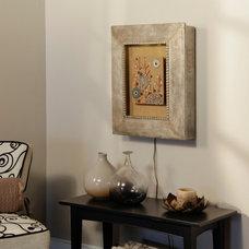 Eclectic Artwork by Hayneedle