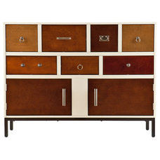 Midcentury Console Tables by Shop Chimney