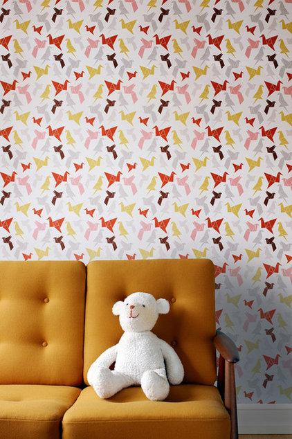 Asian Wallpaper by Dottir & Sonur