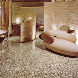 RiverBed Tile -