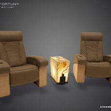 modern armchairs by CINEAK luxury seating