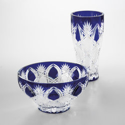 Czar Imperial Bowl and Vase (sold separately) - www.ImperialCourt.com