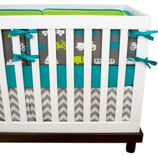Contemporary Baby Bedding by Modified Tot