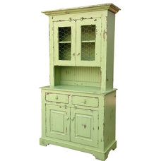 Farmhouse Storage Cabinets by Fable Porch
