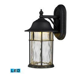 Elk Lighting - Elk Lighting 42261/1 Outdoor Sconce - Elk Lighting 42261/1 Outdoor Sconce