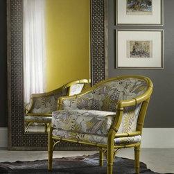 Antigo Exposed Wood Chair, Sam Moore -