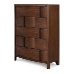 Magnussen Home Furnishings - 5 Drawer Chest -
