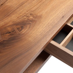 Berkeley Desk - Peter Dressel Photography