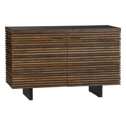 Paloma I Small Sideboard - A midsized sideboard is the perfect place to store extra mittens, hats and scarves so that they're convenient when you need them, but out of sight the rest of the year.