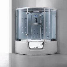 Modern Bathroom by Aquapeutics
