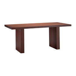 "Greenington - Greenington Hazel Dining Tables in Classic Bamboo - 72"" Length - Dining Tables in Classic Bamboo belongs to Hazel Collection by Greenington Simplicity, crafted at it's highest level of quality in this, The Hazel Dining Collection."