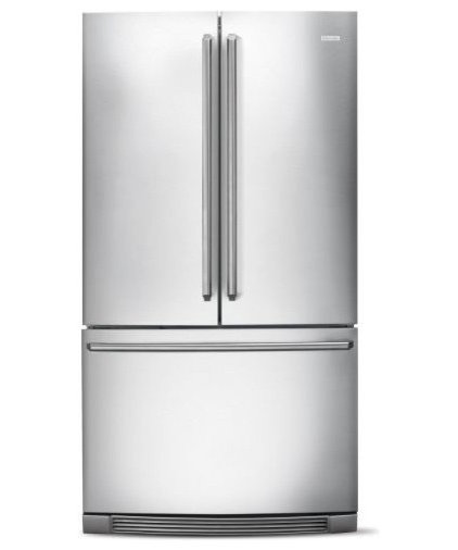 contemporary refrigerators and freezers by Rebekah Zaveloff