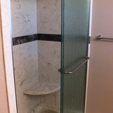 Modern Showerheads And Body Sprays by Marble Masters LLP