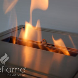 5 Quart Burner Insert - This 5 Quart Burner Insert is perfect for that drafty fireplace that isn't quite big enough for a standard insert or for that area in your new house that invites a more compact style heater. The insert is ready to install and fits easily into your existing fireplace.