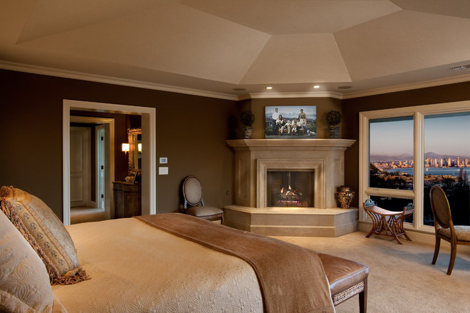Bedroom by GDC Construction