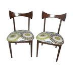 Vintage 1950s Danish Modern Chairs - $1,200 Est. Retail - $825 on Chairish.com -
