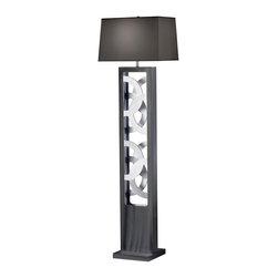 Nova Lighting - Nova Lighting Floor Lamp X-5540102 - Nova Lighting Floor Lamp X-5540102