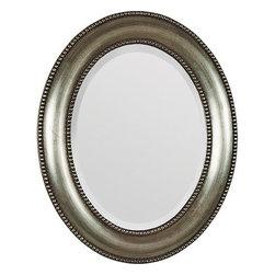 """Ren Wil - Ren Wil MT677 Bellini 31"""" Height Oval Mirror - Specifications:"""