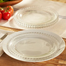 Traditional Dinner Plates by Pottery Barn