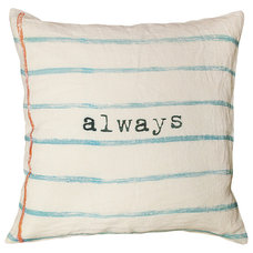Transitional Pillows by Kathy Kuo Home
