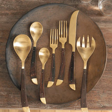 Eclectic Flatware by Fawbush & Schulz