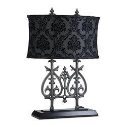 Cyan Design - Cyan Design Grant Traditional Table Lamp X-49920 - Grant Table Lamp