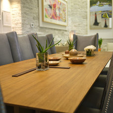 Contemporary Dining Tables by Robin Wade Furniture