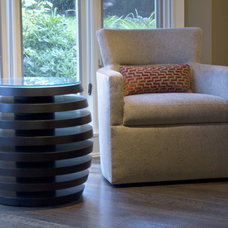 Contemporary Armchairs by ZWADA home
